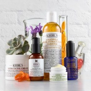 Kiehl's care products