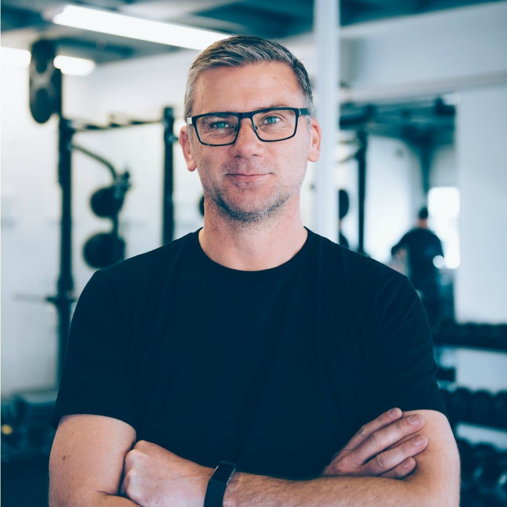 Martin Betty, SmartFit Studio Owner